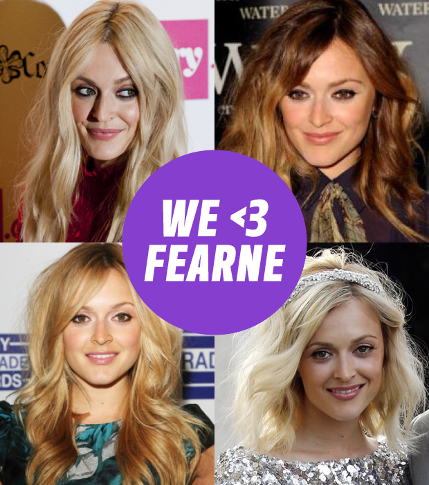 We &lt3 Fearne Cottons Hair