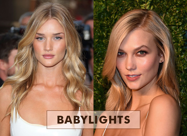 Babylights Hair Trend