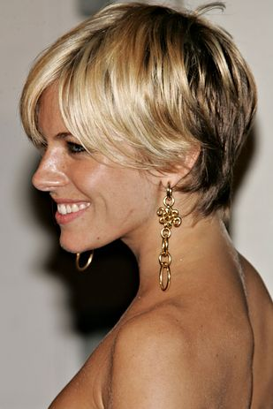 What earrings to wear with short hairs (5)
