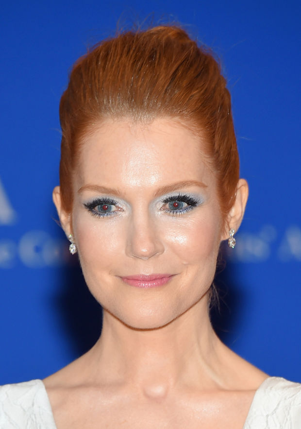 Darby Stanchfield at the 2015 White House Correspondents' Dinner.