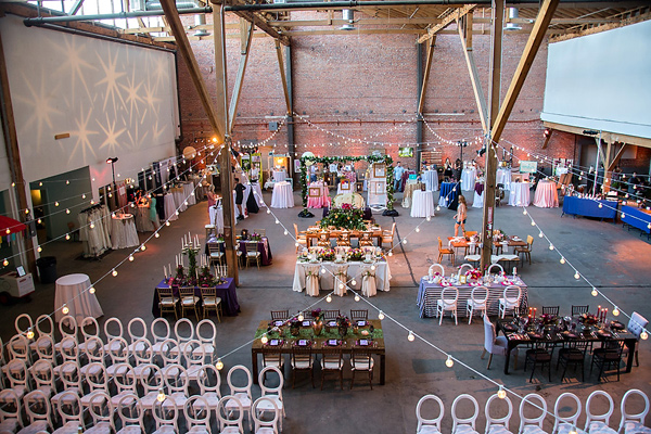 wanderlust wedding layout - photo: You & Me Photography - http://ruffledblog.com/wanderlust-inspired-wedding-in-los-angeles