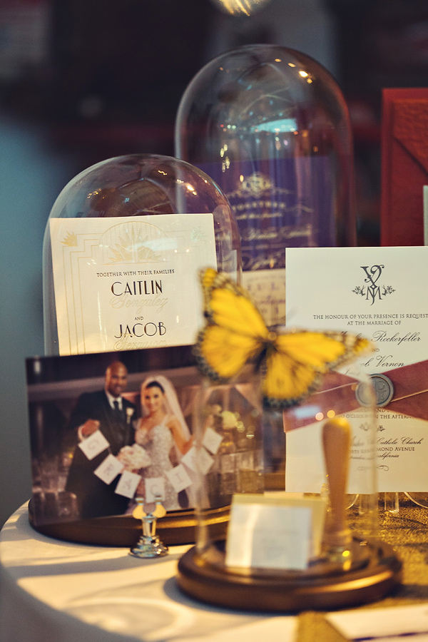 wedding decor ideas - photo: You & Me Photography - http://ruffledblog.com/wanderlust-inspired-wedding-in-los-angeles