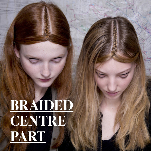 Hair-How-To-Braided-Centre-Part-Fashion-Week-Models
