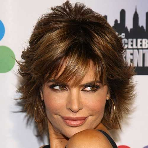 Lisa Rinna Hairstyles Haircut
