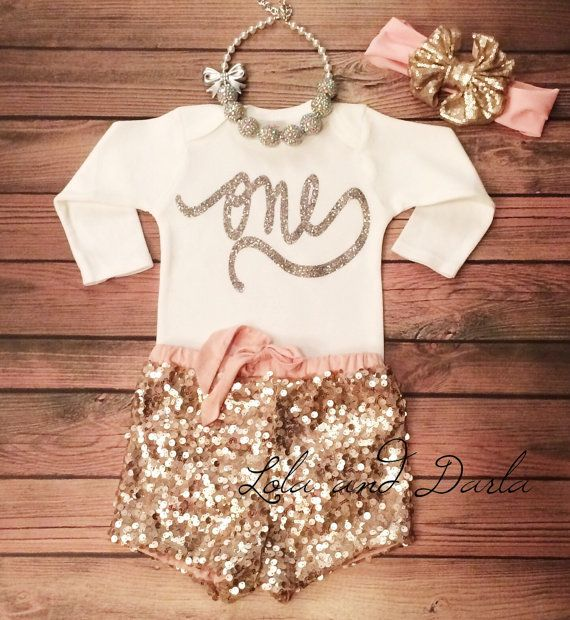 baby girl 1st birthday outfits (9)