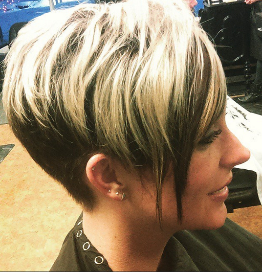Cool Short Haircut for Women