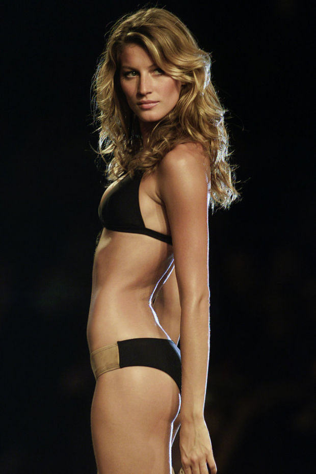 Gisele probably isn't retiring from the runway.