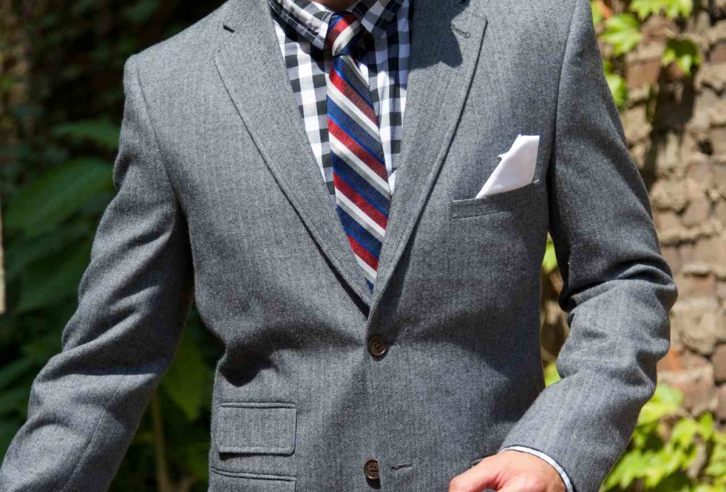 How to Match Your Suit with Shirt and Tie (1)