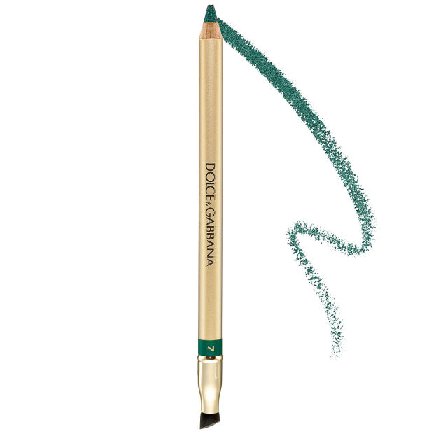 Dolce & Gabbana The Eyeliner Crayon Intense in Emerald 7.