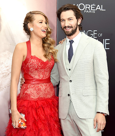 Blake Lively and Michiel Huisman attend