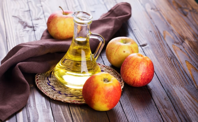 Apple Cider Vinegar Mixture