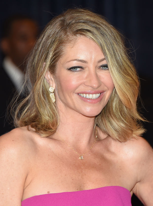 Rebecca Gayheart at the 2015 White House Correspondents' Dinner.