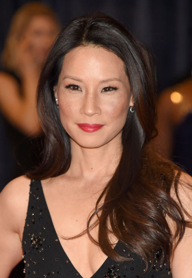 Lucy Liu at the 2015 White House Correspondents' Dinner.
