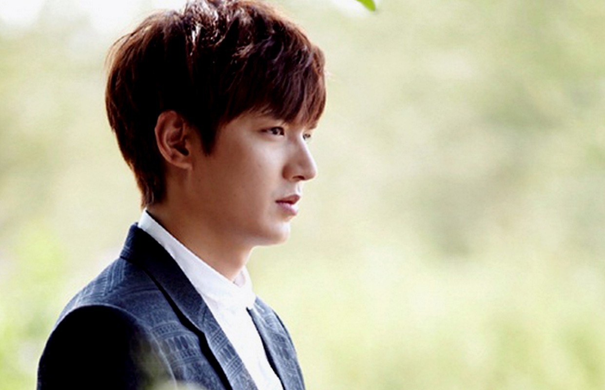 Lee Min Hoo Hairstyles 2015 Brown Hair Color