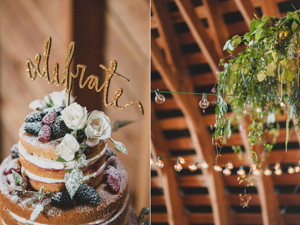 cake toppers - photo by Jaquilyn Shumate http://ruffledblog.com/orcas-island-wedding-at-a-sawmill