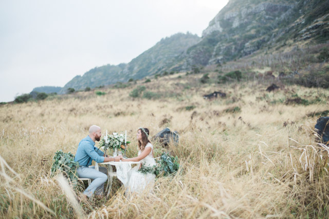 Mountain wedding | Just B Photography | see more on: http://burnettsboards.com/2015/04/earthy-mountain-elopement-hawaii/