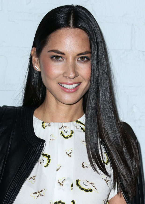 Olivia Munn at a 2015 Samsung event.