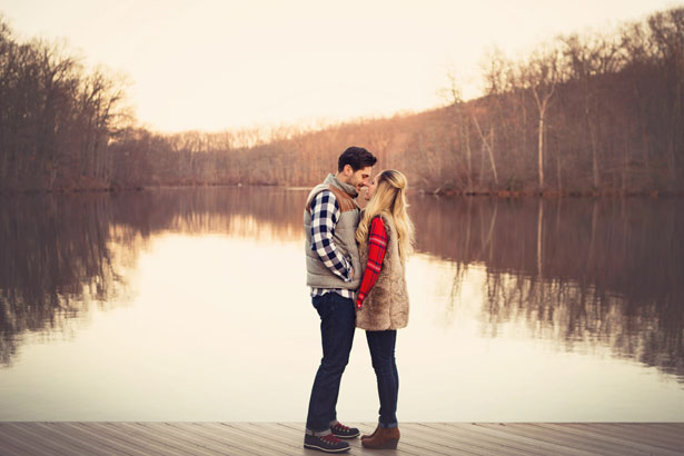 Casual Engagement Session by Josephine Ettinger Photography