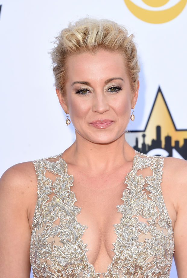 Kellie Pickler at the 2015 ACM Awards.