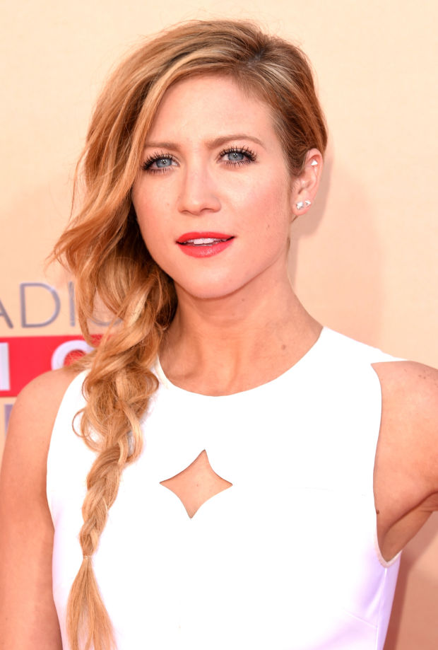 Brittany Snow at the 2015 iHeartRadio Music Awards.