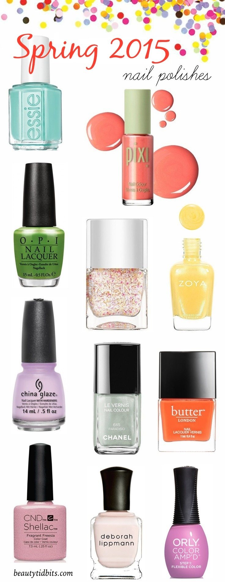 10 spring nail polishes you need to rock this season beauty