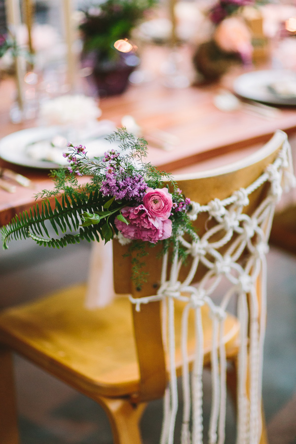 boho wedding decor inspiration - Photo by Let's Frolic Together - http://ruffledblog.com/wanderlust-inspired-wedding-in-los-angeles