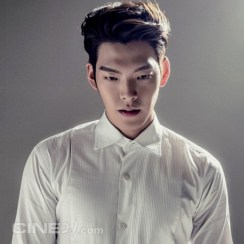 Kim Woo bin Hairstyles 2015 Brown Hair Color