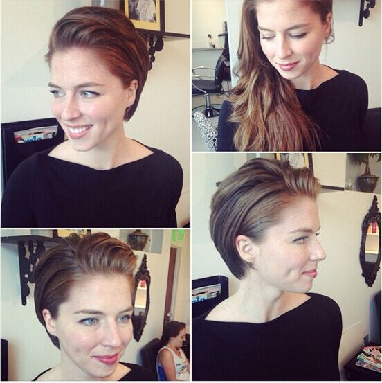 Easy and Casual Haircuts for Short Hair: Women Everyday Hairstyles
