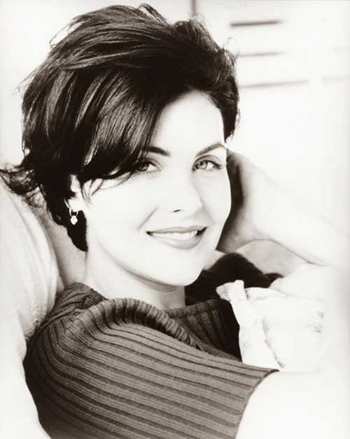 Sherilyn Fenn Short Hair