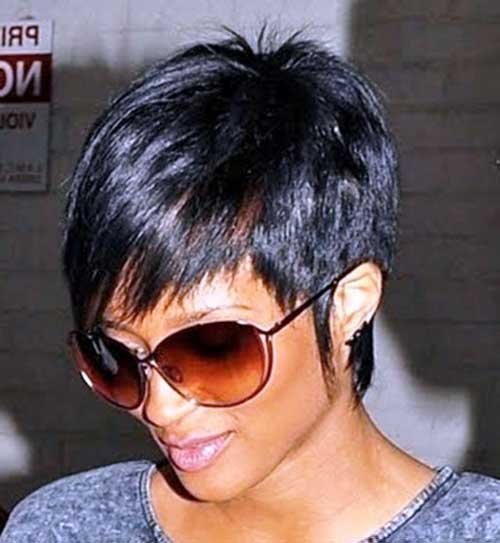 Nice Spiky Short Pixie Haircuts for Women