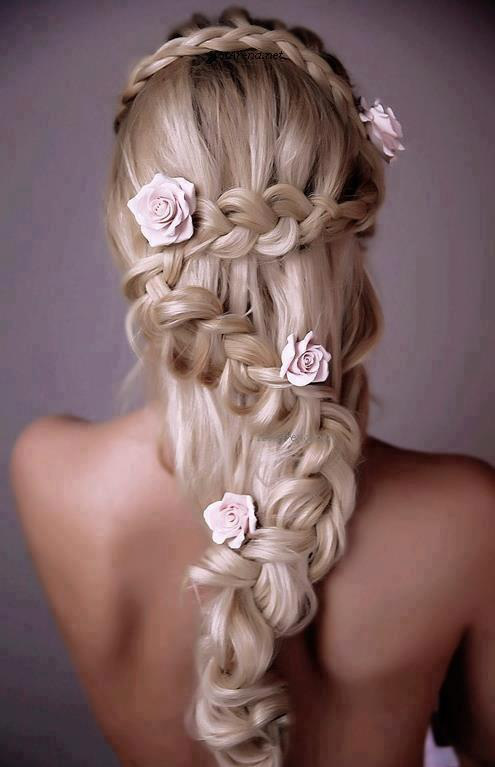 rapunzel braid