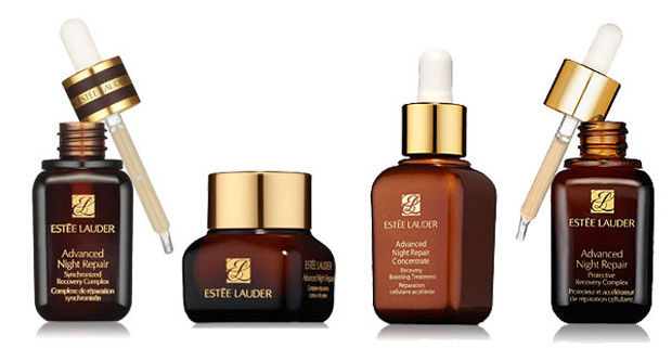Estée Lauder is being accused of false advertising for its Advanced Night Repair collection.