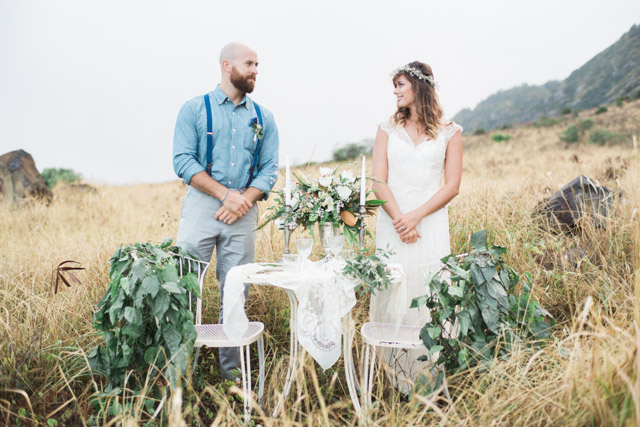 Hawaii wedding inspiration | Just B Photography | see more on: http://burnettsboards.com/2015/04/earthy-mountain-elopement-hawaii/