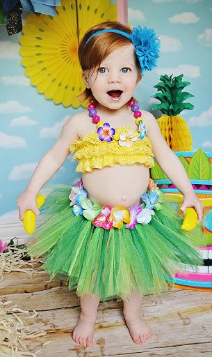 baby girl 1st birthday outfits (6)