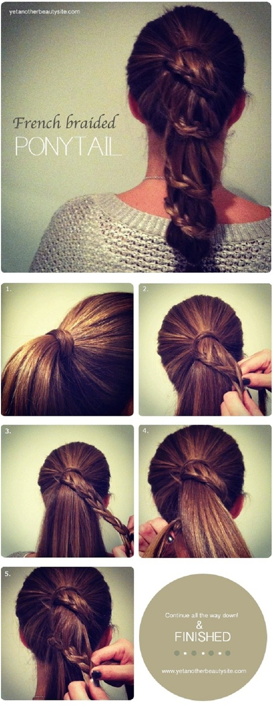 16 Simple and Chic Ponytail Hairstyles | Hairstyles