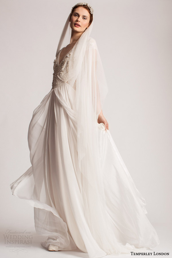 temperley bridal summer 2016 bridal rosalind wedding dress embellished bodice