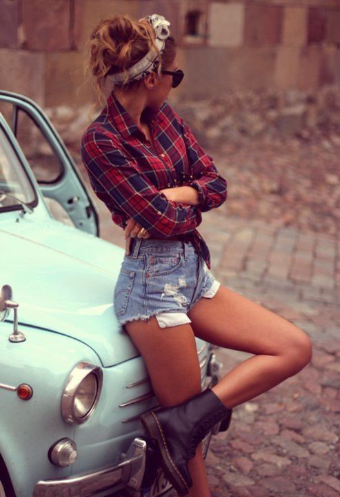 cute vintage outfits for women (1)