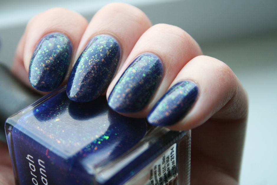 Deborah Lippmann Nail Polish in Ray of Light.