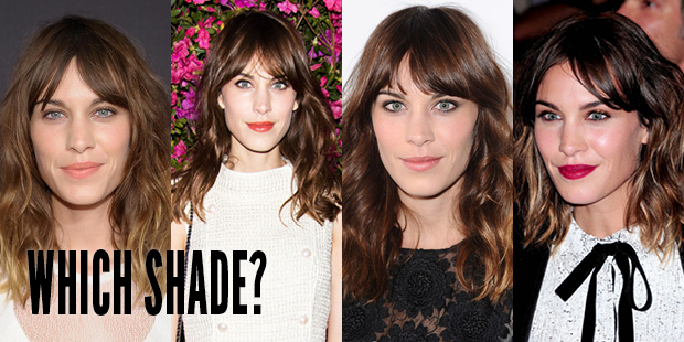 Which Shade Hair Extensions For Alexa Chung's Hair