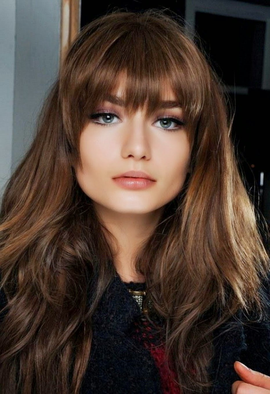 easy-hairstyles-with-bangs1