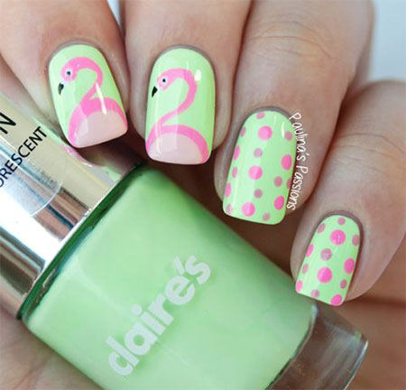 30 Best Cool Summer Nail Art Designs Ideas Trends Stickers 2015 2 30+ Best & Cool Summer Nail Art Designs, Ideas, Trends & Stickers 2015