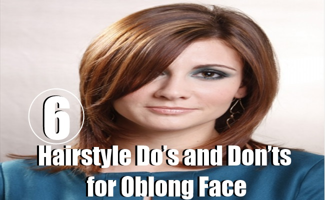 Hairstyle Do's and Don'ts for Oblong Face
