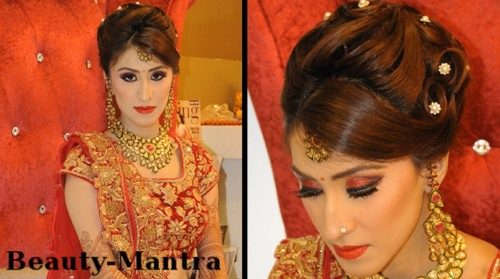 south indian bridal hairstyles.6