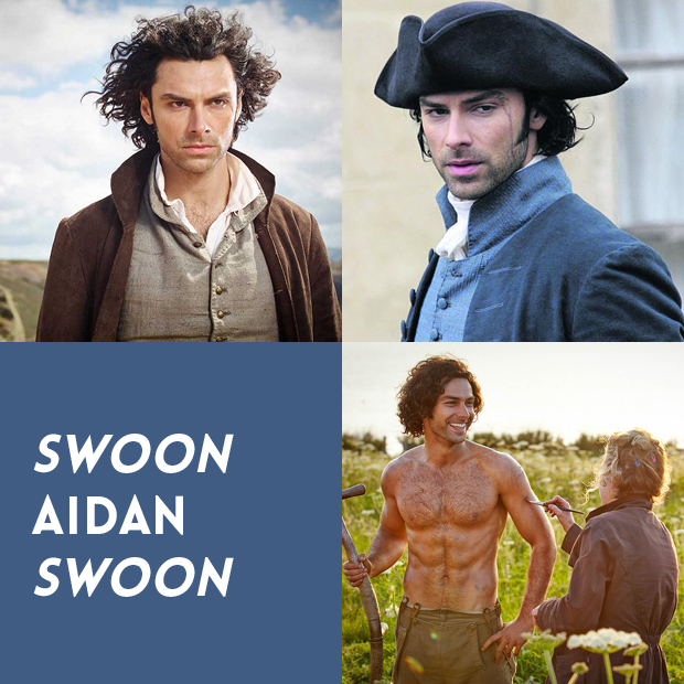 Swoon Aidan Turner Swoon