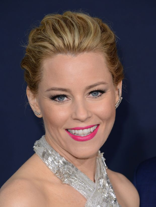 Elizabeth Banks at the 2015 premiere of 'Pitch Perfect 2'.