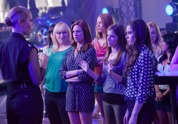 A scene from 'Pitch Perfect 2'.