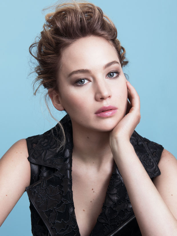 Jennifer Lawrence is the new face of Dior Addict makeup.