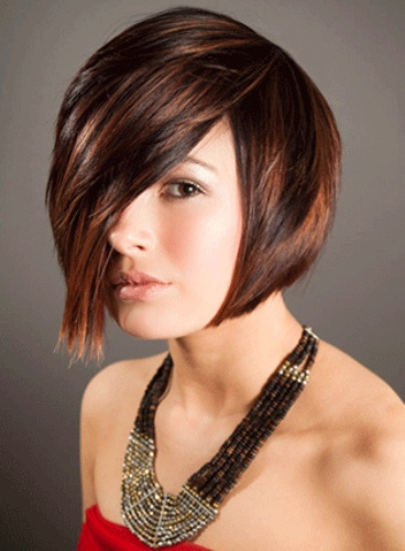 hairstyles For Short, Straight Hair4