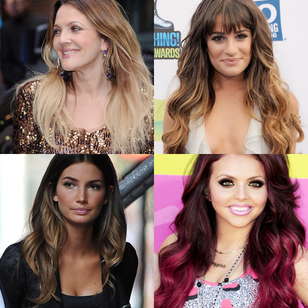 Dirty Looks Ombre Hair Extensions