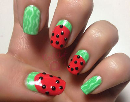 30 Best Cool Summer Nail Art Designs Ideas Trends Stickers 2015 18 30+ Best & Cool Summer Nail Art Designs, Ideas, Trends & Stickers 2015